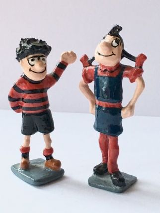 Dennis the Menace & Minnie the Minx